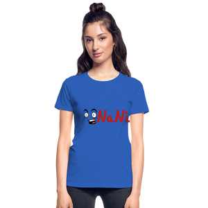 Women's Nani T-shirt - royal blue