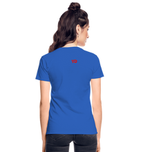 Load image into Gallery viewer, Women's Nani T-shirt - royal blue