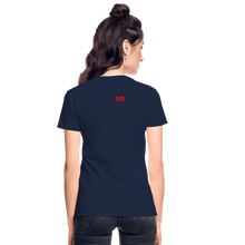 Load image into Gallery viewer, Women's Nani T-shirt - navy