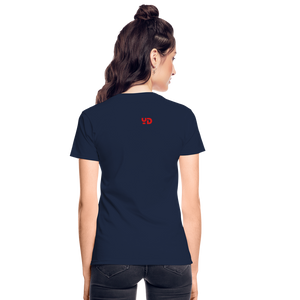 Women's Nani T-shirt - navy