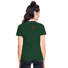 Load image into Gallery viewer, Women's Nani T-shirt - forest green