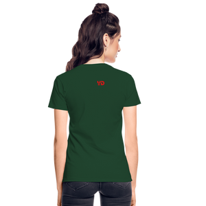 Women's Nani T-shirt - forest green
