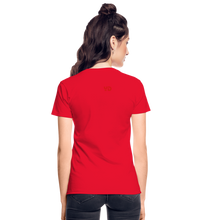Load image into Gallery viewer, Women's Nani T-shirt - red