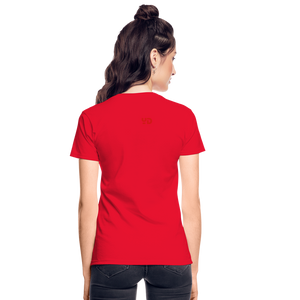 Women's Nani T-shirt - red