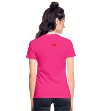 Load image into Gallery viewer, Women's Nani T-shirt - fuchsia