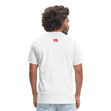 Load image into Gallery viewer, Yasuke Designs Logo - white