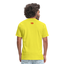 Load image into Gallery viewer, Yasuke Designs Logo - yellow