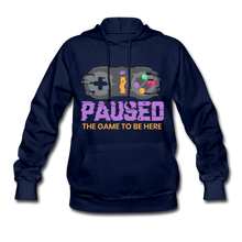 Load image into Gallery viewer, Women's Game Hoodie - navy