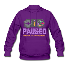 Load image into Gallery viewer, Women's Game Hoodie - purple