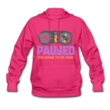 Load image into Gallery viewer, Women's Game Hoodie - fuchsia