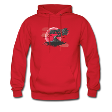 Load image into Gallery viewer, YD Tree Men's Hoodie - red