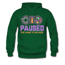 Load image into Gallery viewer, YD Game Hoodie - forest green