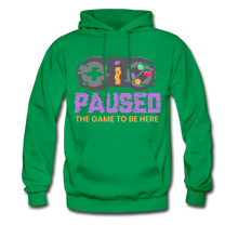 Load image into Gallery viewer, YD Game Hoodie - kelly green