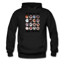 Load image into Gallery viewer, YD Eyes' Men's Hoodie - black
