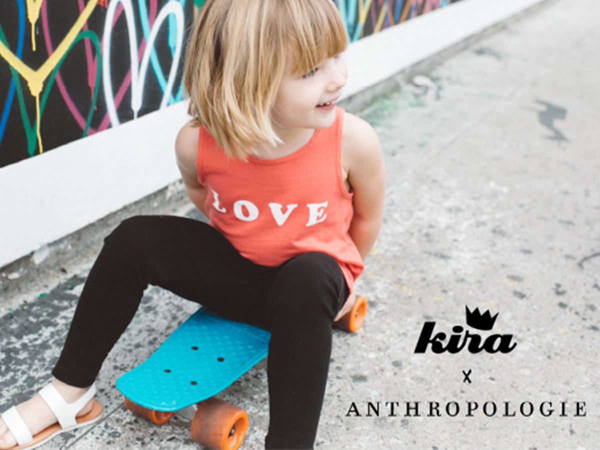 July 8: Kira Kids x Anthropologie at Palo Alto