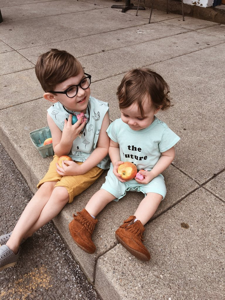 Downtown Cincinnati x Wyatt and Rowan