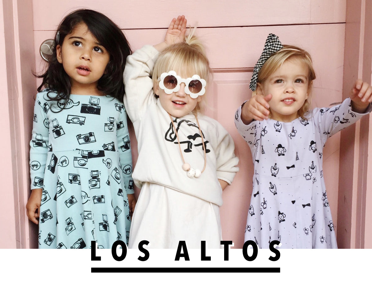 Kira Kids, Organic Kidswear Made in Los Angeles