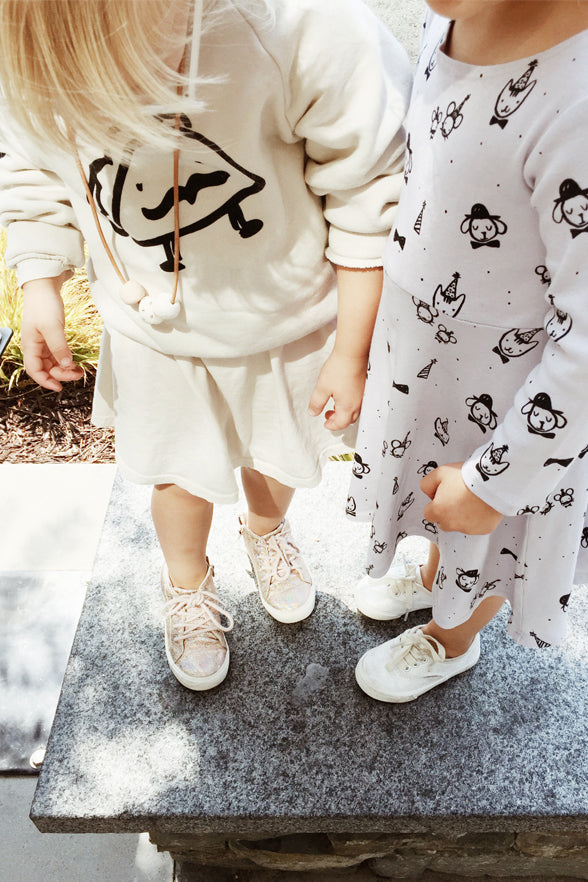 Kira Kids | Organic Kidswear | Made in Los Angeles