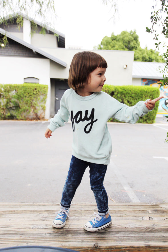 Kira Kids, Yay Sweatshirt