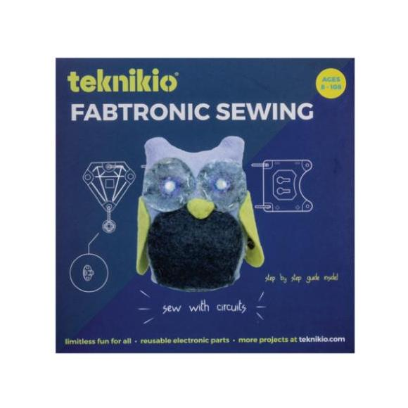 Teknikio: Fabtronic Sewing Set
