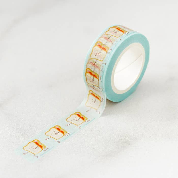 Ilootpaperie: Sandwich Chase Washi Tape