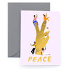 Carolyn Suzuki Goods: Peace Sculpture Card