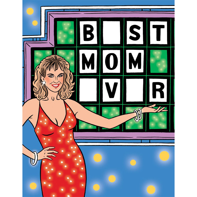 The Found: Wheel of Fortune Best Mom Ever