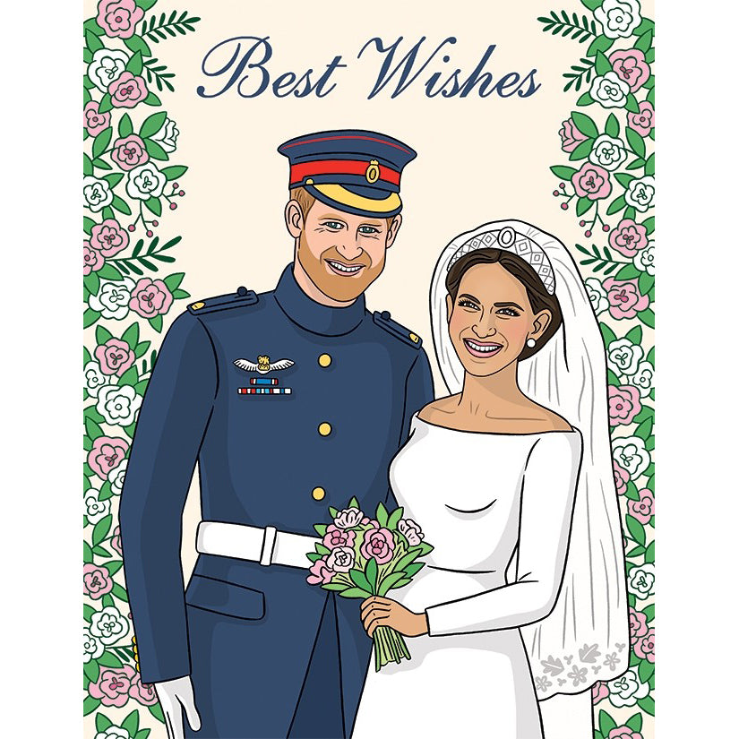 The Found: Royal Wedding Best Wishes