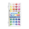 OOLY: Lil' Paint Pods Watercolor Paint - Set of 36