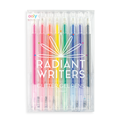 OOLY: Radiant Writers Glitter Gel Pens