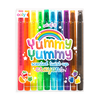 OOLY: Yummy Yummy Scented Twist-Up Crayons, Set of 10