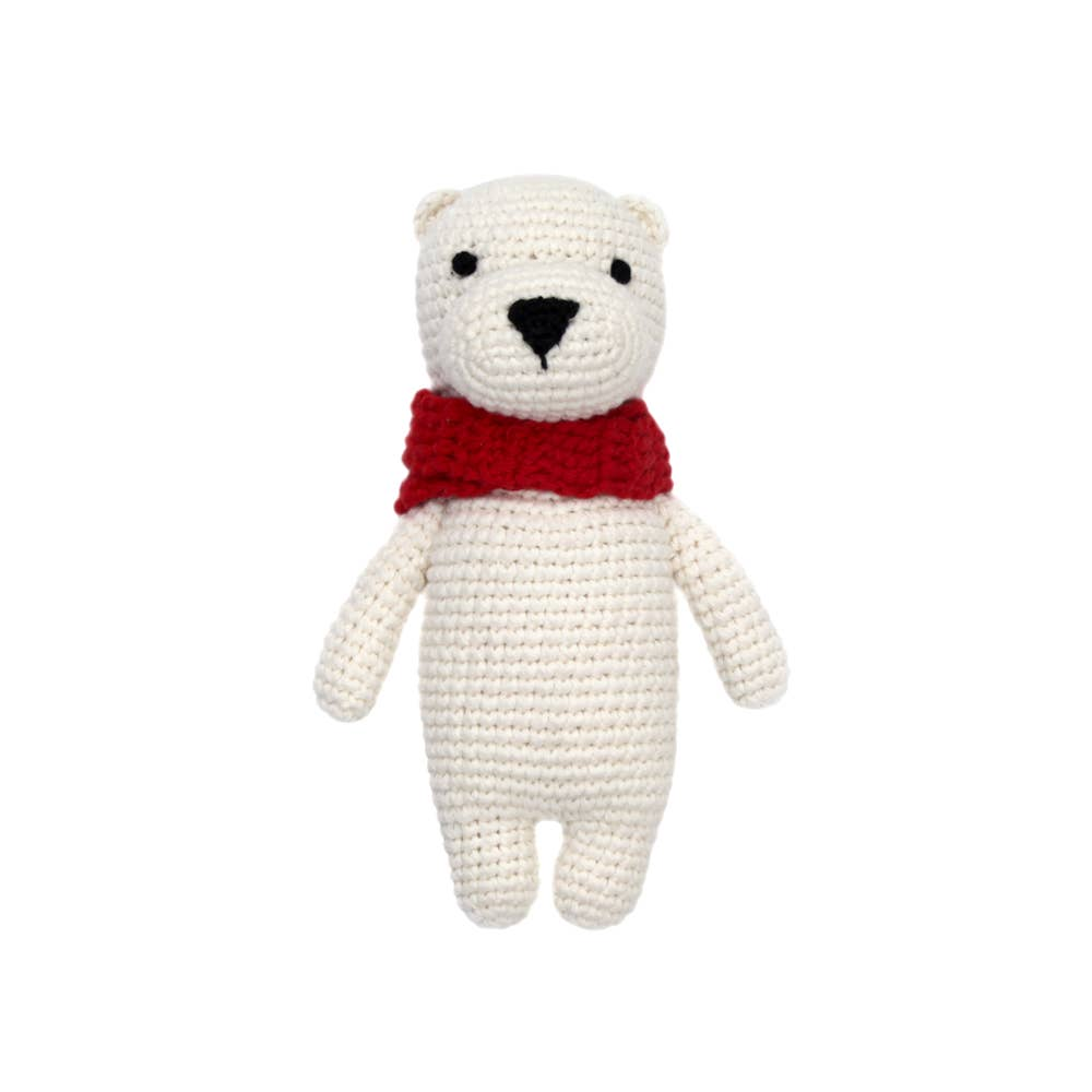 Cheengoo: Mini Doll - Pat the Polar Bear
