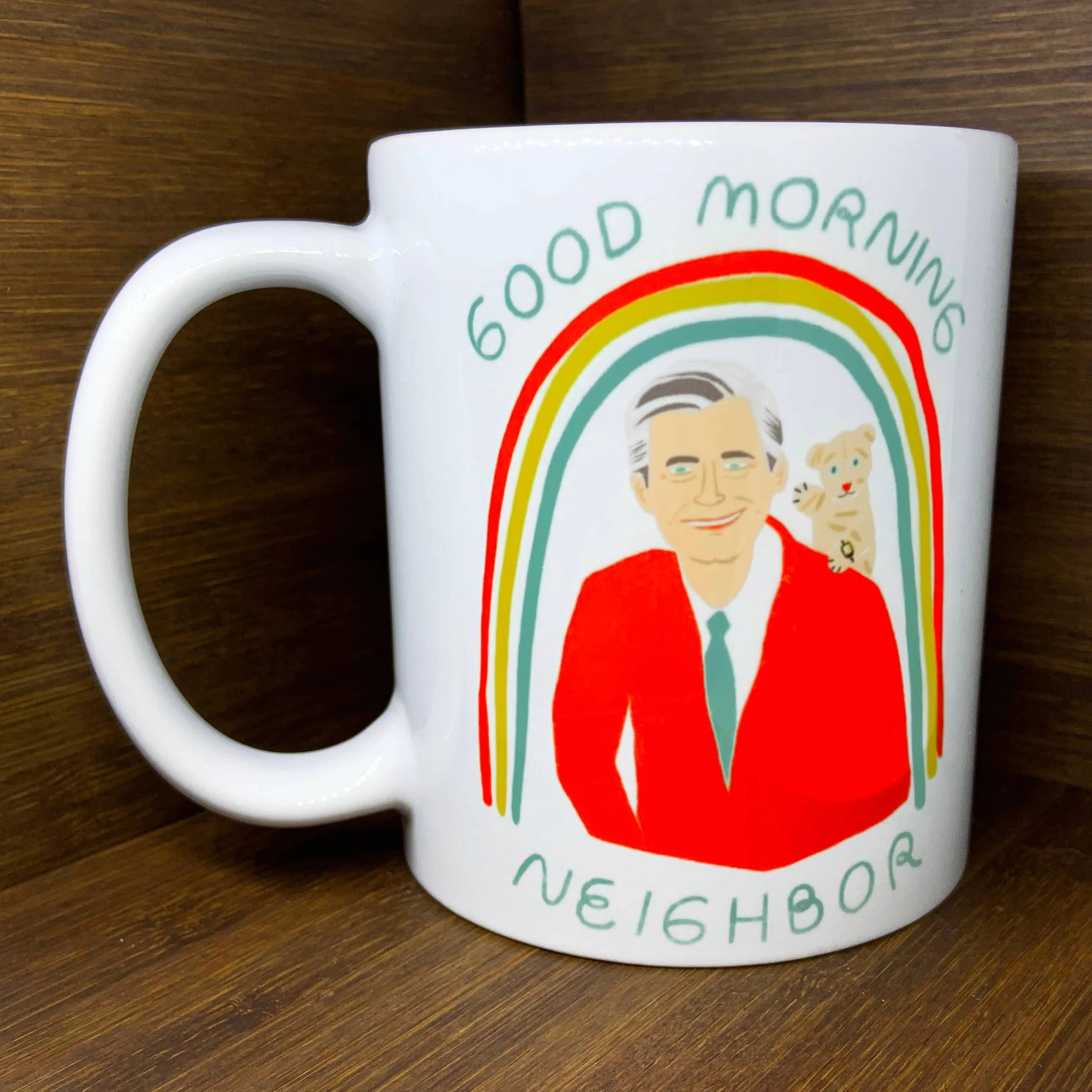 Citizen Ruth: Mr. Rogers Mug