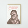 Pike Street Press: Can't Live Without Chew Greeting Card