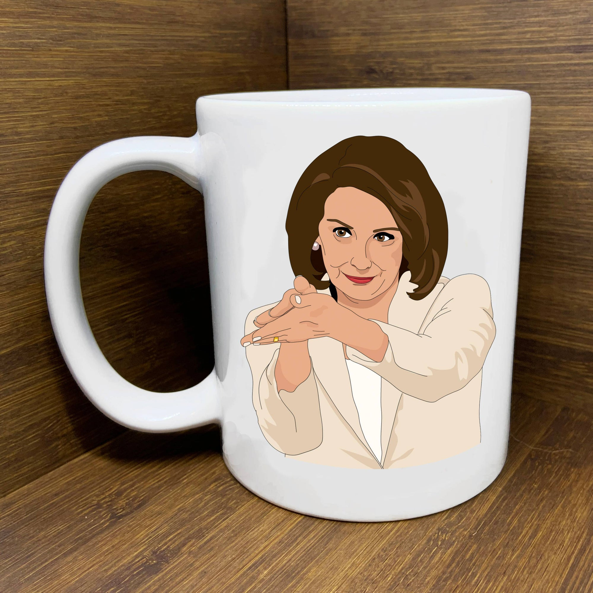 Citizen Ruth: Nancy Pelosi Clapback Mug