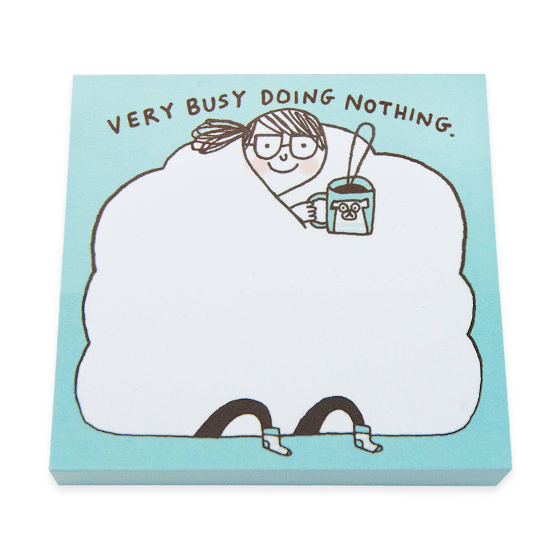 Ohh Deer: Busy Doing Nothing Notes