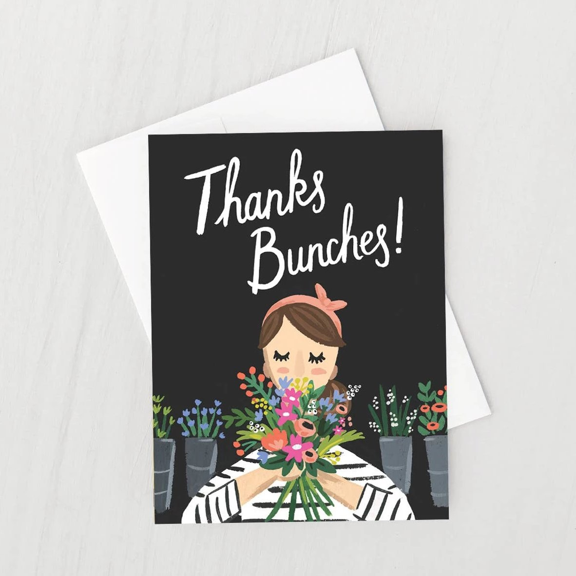 Idlewild: Thanks Bunches Card - Boxed Set
