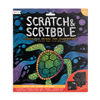 OOLY: Scratch & Scribble Art Kit: Ocean Life