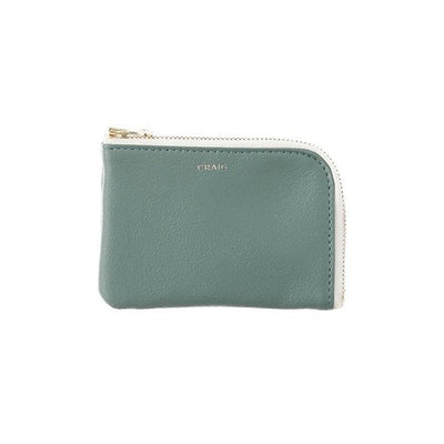 Sweet Bella: Craig Half Zip Case, Green/Grey