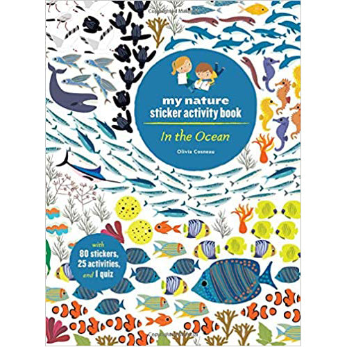 My Nature Sticker Activity: In the Ocean