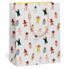 Red Cap Cards: Beautiful Baby Gift Bag, Lrg