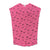Puppy Print T-shirt Dress, Light Rose | Women