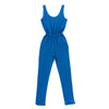 Navy Tank Jumpsuit | Women