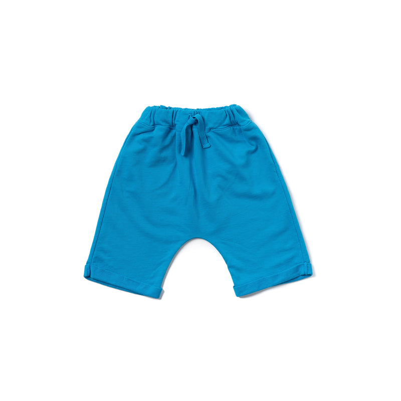 Azure Blue Lounge Shorts