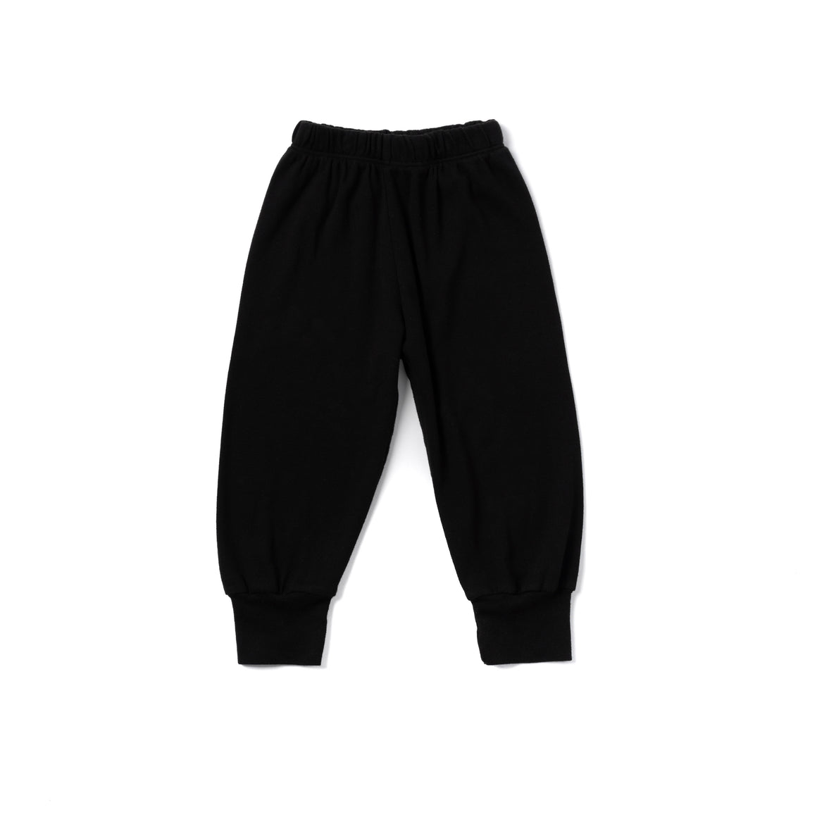Black Bubble Pants