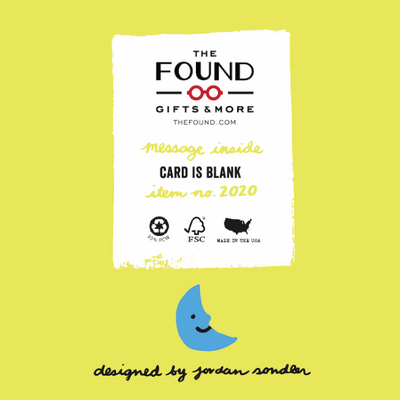 The Found: Baby Cutie Little One Card