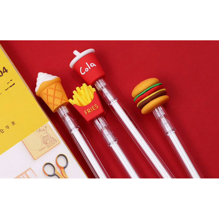 BC USA: Fast Food Gel Pen