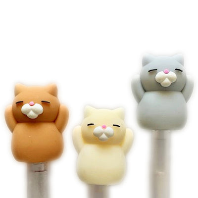BC USA: Lazy Cat Gel Pen