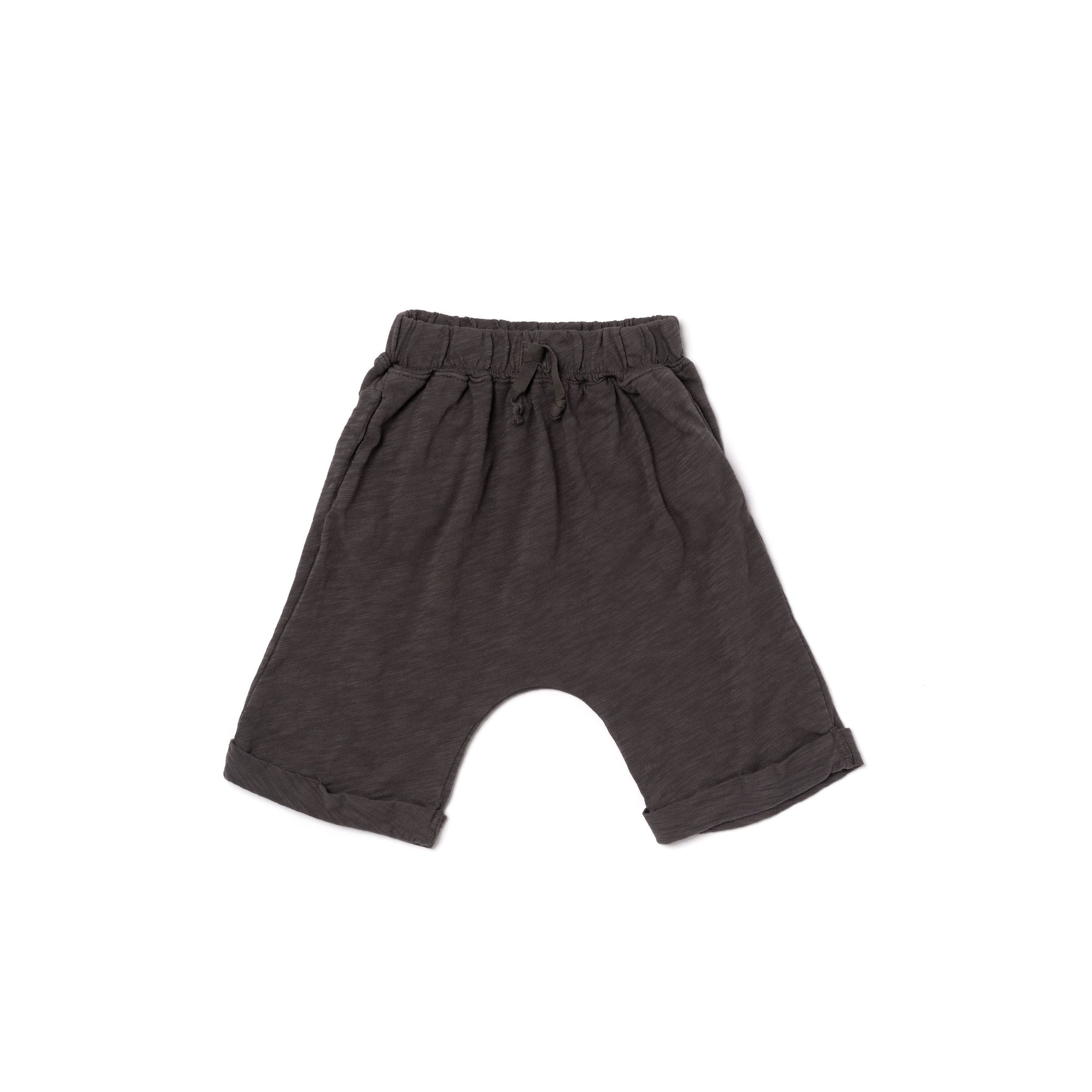 Slate Grey Lounge Shorts