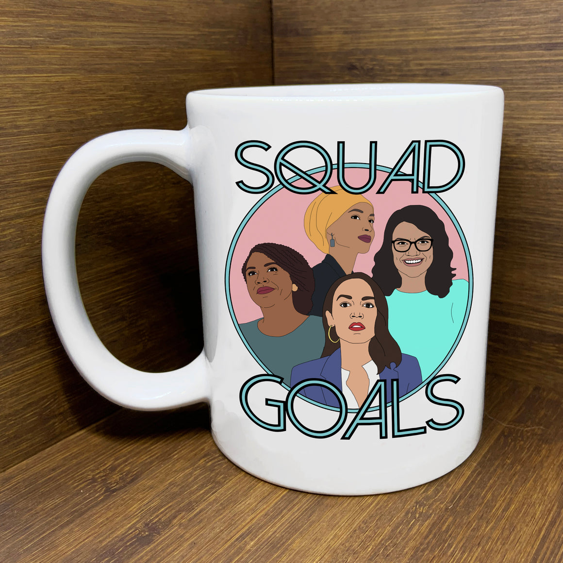 Citizen Ruth: Quad Squad House Superstars Mug